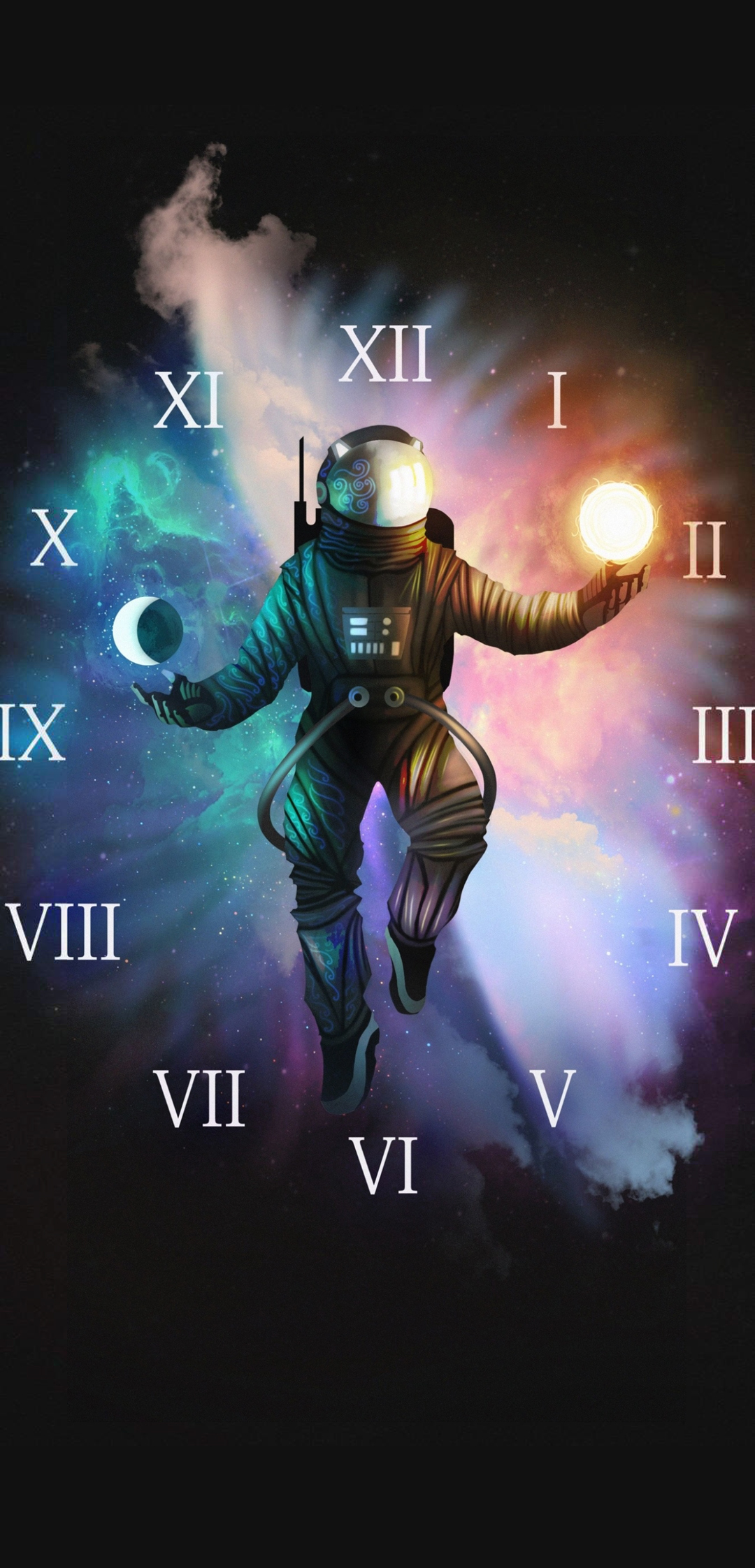 astronout wallpaper