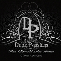 Dark Passion Koffin Nails