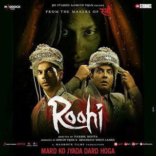 roohi actress, roohi 2021, roohi trailer, roohi movie 2021, filmy2day