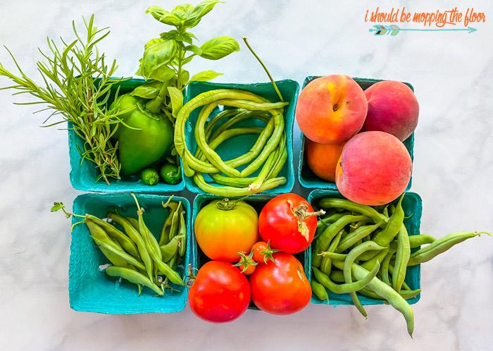 Vegetable Gift Baskets