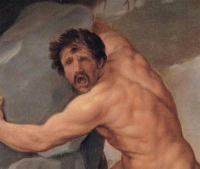 Conheça os ciclopes: os gigantes de um olho da mitologia grega