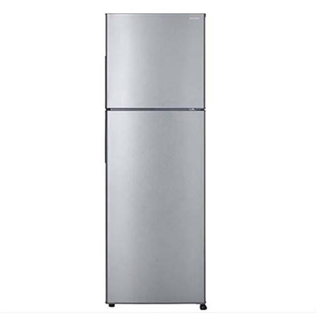 Tủ lạnh Sharp SJ-X281E-SL - 271 Lít