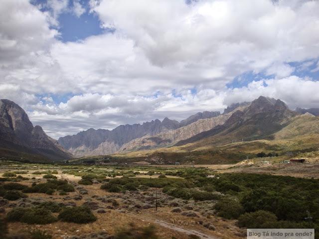 Rota 62, África do Sul