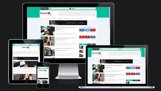 Smart-Seo-blogger-template
