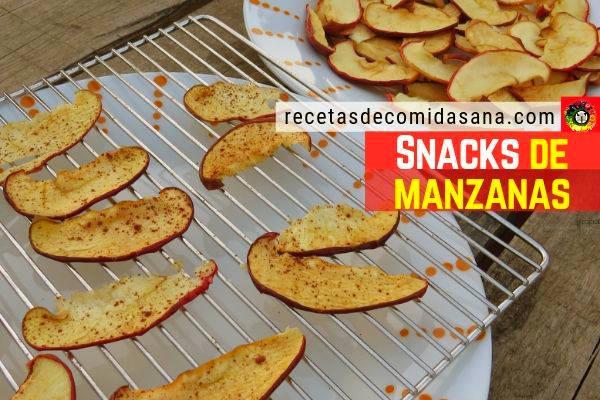 Donde comprar sancks o chips de manzana deshidratada online