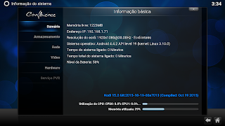 Análise Radxa Rock 2 (RK3288, 2GB RAM, 16GB ROM) 38