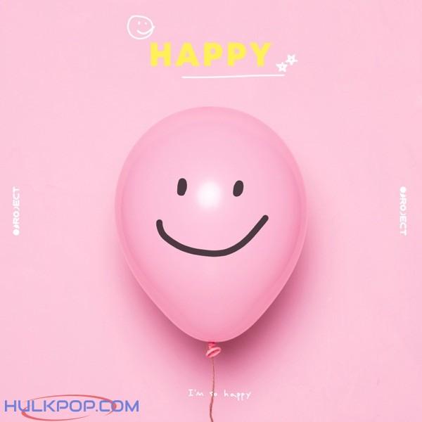 OBROJECT – HAPPY – Single