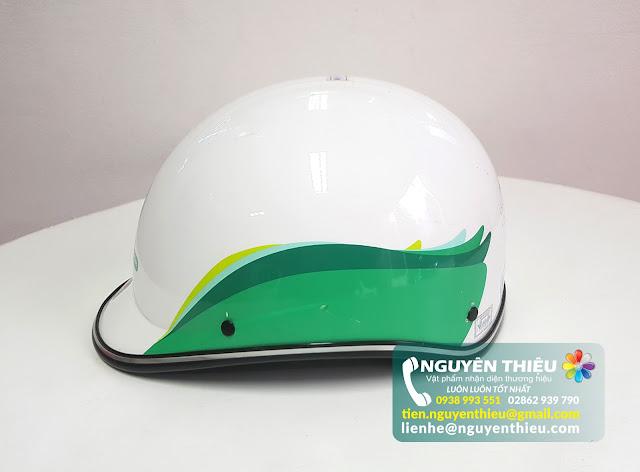 Sản xuất nón bảo hiểm giá rẻ, nón bảo hiểm 34 giá rẻ