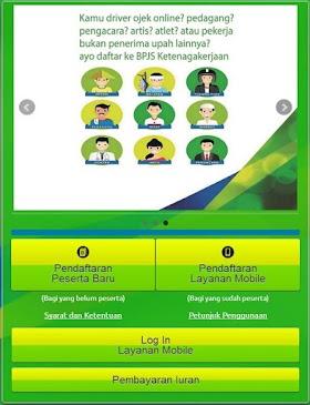 Cara Mendaftar BPJS Ketenagakerjaan Secara Online