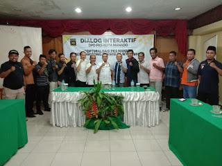 PKS Miliki Empat Kader Yang Punya Kapasitas dan Kapabilitas Pimpin Kota Manado