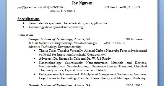 part time technology consultant sample resume format in