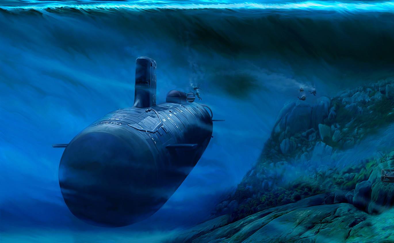 Lực lượng tàu ngầm trong vùng Châu Á Thái Bình Dương