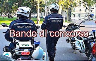 Concorso Agenti di Polizia Locale - adessolavoro.com