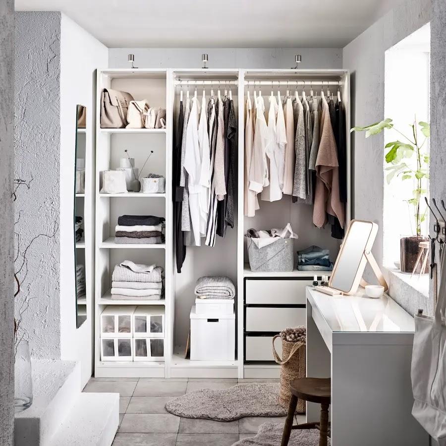 Orden en casa dentro de los armarios