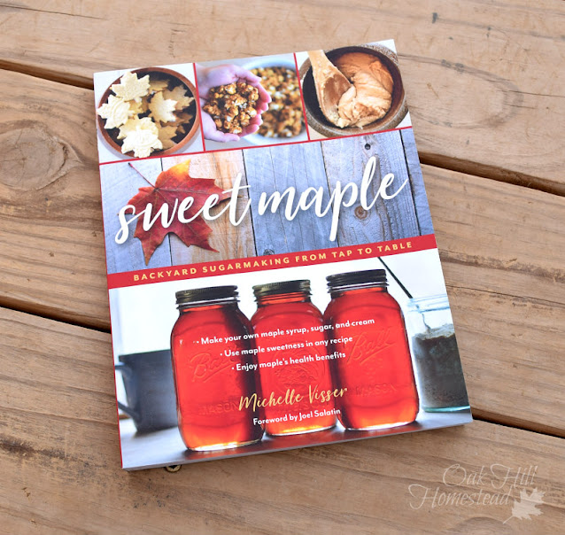 Sweet Maple book