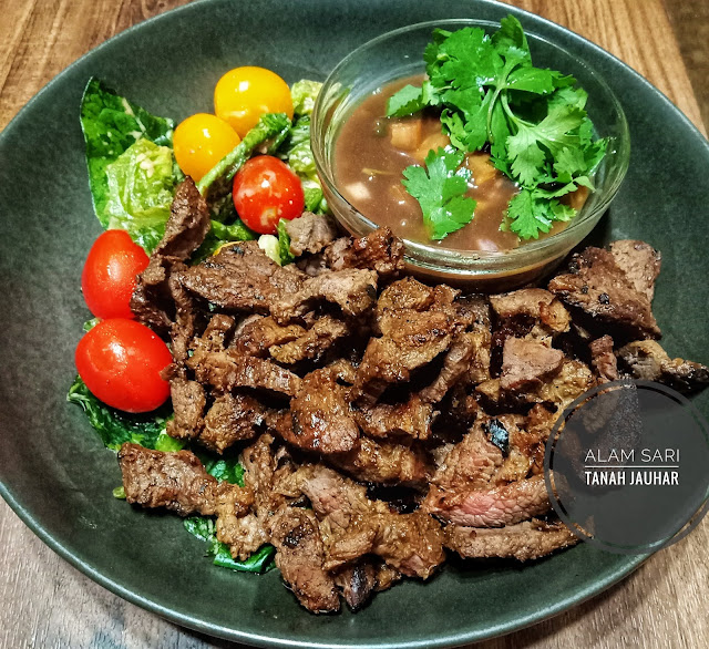 DAGING BAKAR AIR ASAM