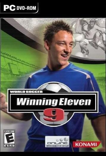 Universe of Lazio: Lazio In Winning Eleven 9 / Pro Evolution