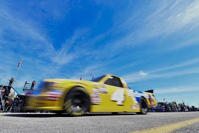 Todd Gilliland: Driver, No. 4 PEDIGREE® Toyota - #NASCAR
