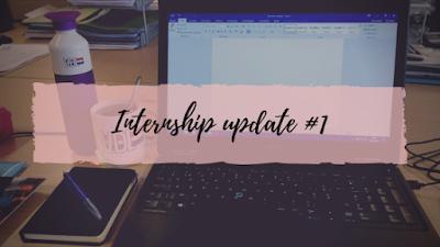 Internship update VDL KTI