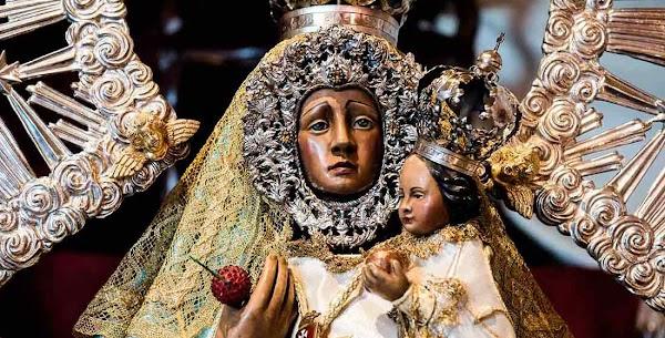 Horario e Itinerario Salida procesional Nuestra Señora de la Cabeza. Jerez de la Frontera 09 de Noviembre del 2019