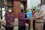 Pascasarjana Unismuh Makassar Silaturrahim dan Sosialisasi dengan Bupati Pangkep