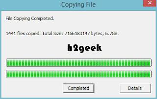Recuperar archivos de un USB cuando ya no es posible acceder a este - h2gee