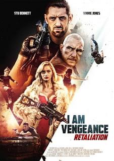 I Am Vengeance Retaliation 2020