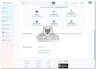 Free Premium Accounts For File Hosting, Streaming, VPN