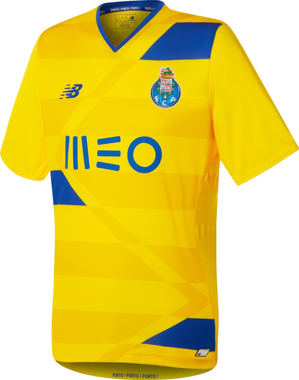 Maglia FC Porto gara