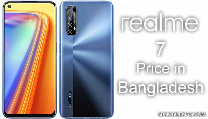 Realme 7, Realme 7 Price, Realme 7 Price in Bangladesh