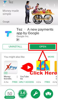 what is google tez app