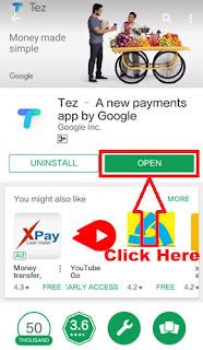 what is google tez app