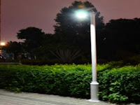 Outside Lighting Provides Security for Homes and Businesses