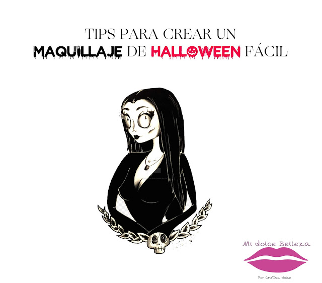 TIPS MAQUILLAJE HALLOWEEN