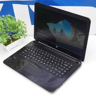 HP14 - G101AU ( Laptop Bekas )