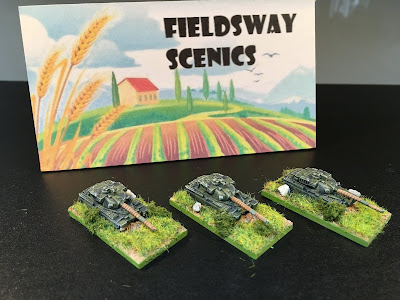 Gallery - 6mm Heroics & Ros Modern British & Danish