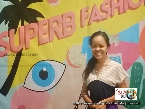 Shopping With GCASH Mastercard at Superb Fashion Fair