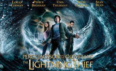 Percy Jackson & The Olympians The Lightning Thief Hindi Dual Audio 2010