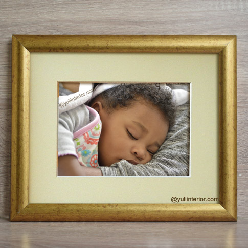 Custom Picture Frames for Baby and kids in Port Harcourt, Nigeria