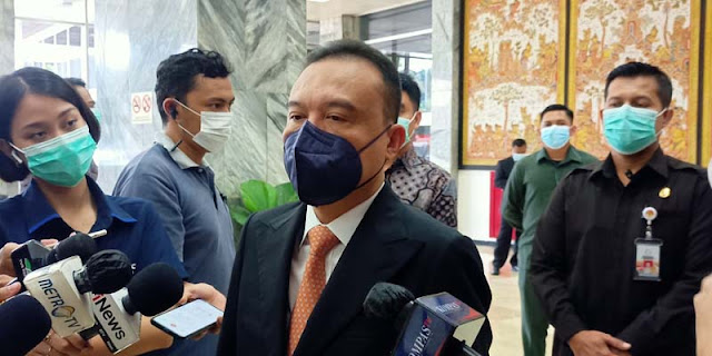 Pimpinan DPR: Usut Tuntas Aliran Uang Gaji 97 Ribu PNS Misterius