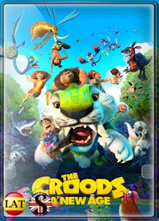Los Croods 2: Una Nueva Era (2020) WEB-DL 1080P LATINO/INGLES