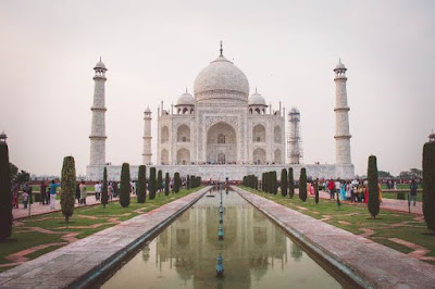 How to visit Taj Mahal of Agra