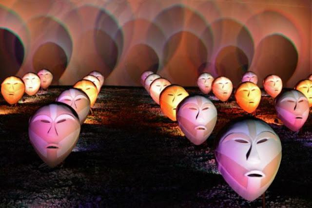 Lễ hội ánh sáng ở Eindhoven, Hà Lan