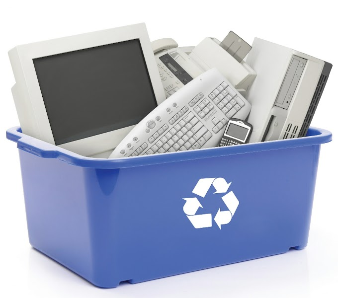 Recycling Old Computers To Save The Environment