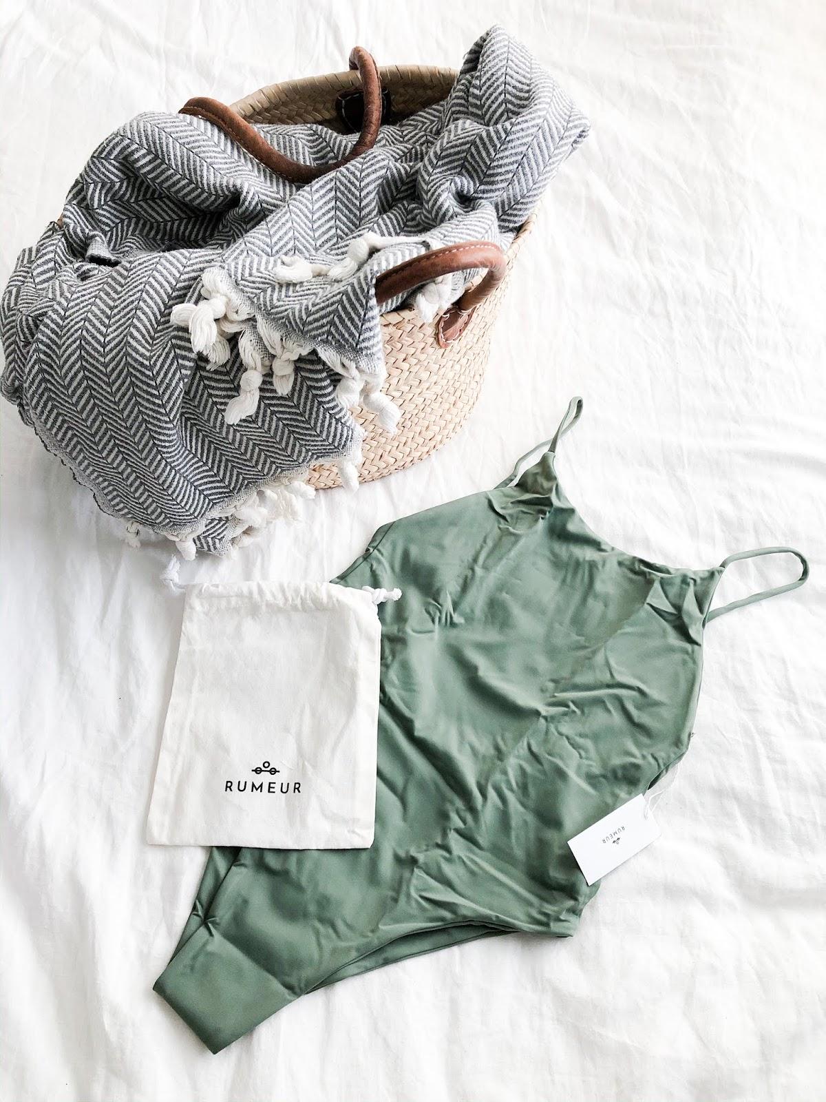 Swimwear, Rumeur label, independent fashion brand, Finnish design - uimapuku, itsenäinen muotibrändi, Suomalainen muoti