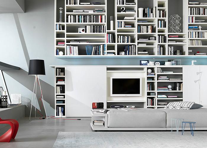 Muebles Modulares para Salas Modernas  Ideas para decorar