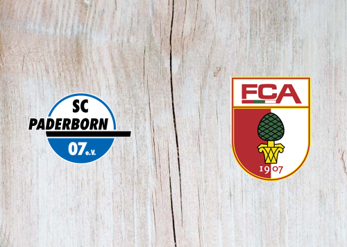 Paderborn vs Augsburg -Highlights 9 November 2019