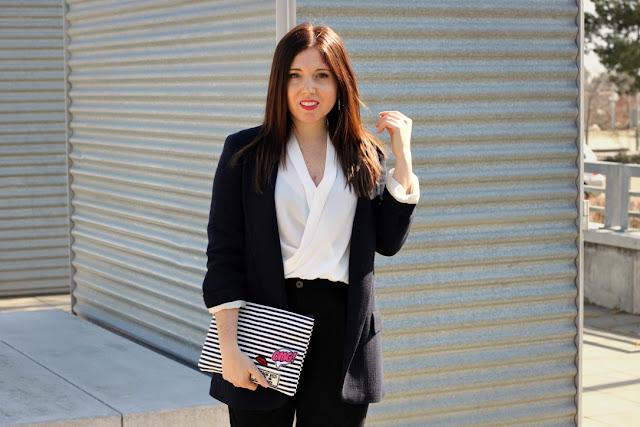 Office Look+ blazer
