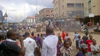 Igbo traders and Hausas clash in Aba