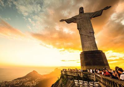 Sensação térmica no Rio de Janeiro chega a 54,8°C